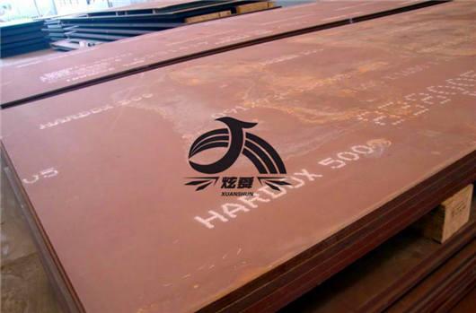 厦门hardox450耐磨板:市场存在成交不佳因素影响价格回落