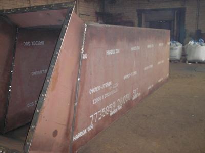 Hardox500耐磨板价格图片