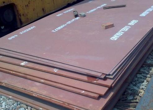 NM400耐磨板焊接图片